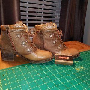 Pikolino's/ Ladies/ Booties/ Size 37 (7.5 USA)